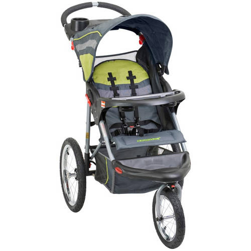Baby Trend Expedition Jogging Stroller, Carbon