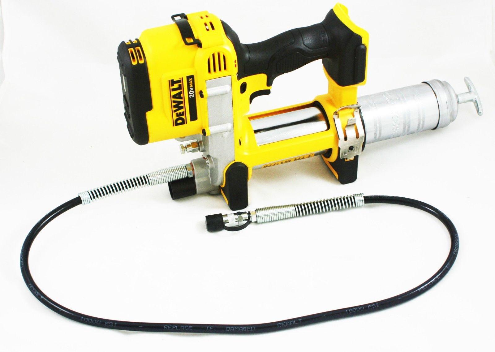 Bare Tool DCGG571B DeWalt 20V MAX Cordless Lithium-Ion Grease Gun