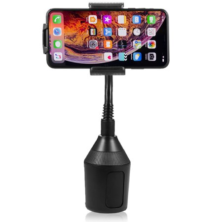Adjustable Cup Holder Car Mount for iPhone Cell Phone Universal Cup Holder - image 3 of 10