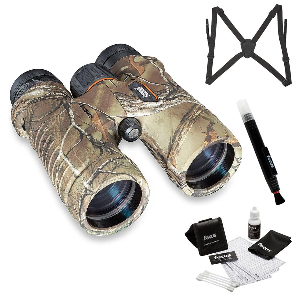 Bushnell Trophy Xtreme 10x42mm Binocular, Camo with Harne...