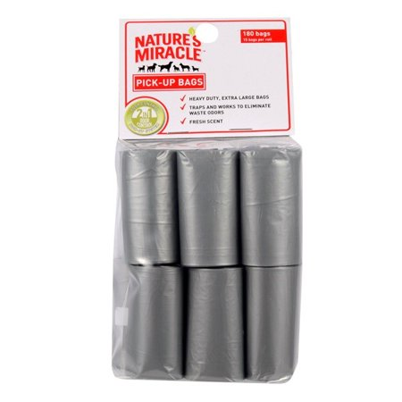 Nature's Miracle Dog Waste Pick Up Refill Bags