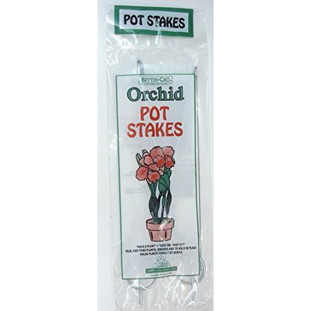 Gro Orchid - Better-Gro 12 inch Orchid Pot Stakes