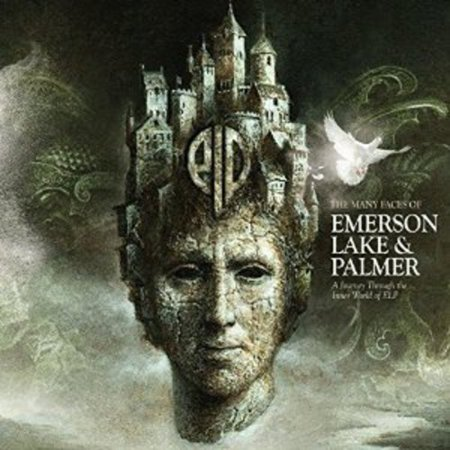Many Faces of Emerson Lake & Palmer (CD) (The Best Of Emerson Lake And Palmer)