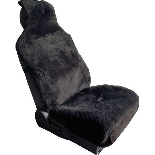 Aegis Cover Sheepskin Easy Fit Seat Cover