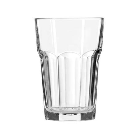 Libbey 5244 Gibraltar 14 Ounce Beverage Glass - 12 / CS