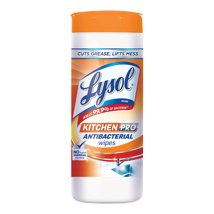Multi-Surface Wipes: Lysol Kitchen Pro Wipes
