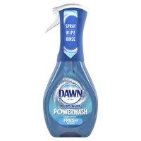 Dawn Platinum Powerwash Dish Spray, Dish Soap, Fresh Scent, 16 Fl Oz