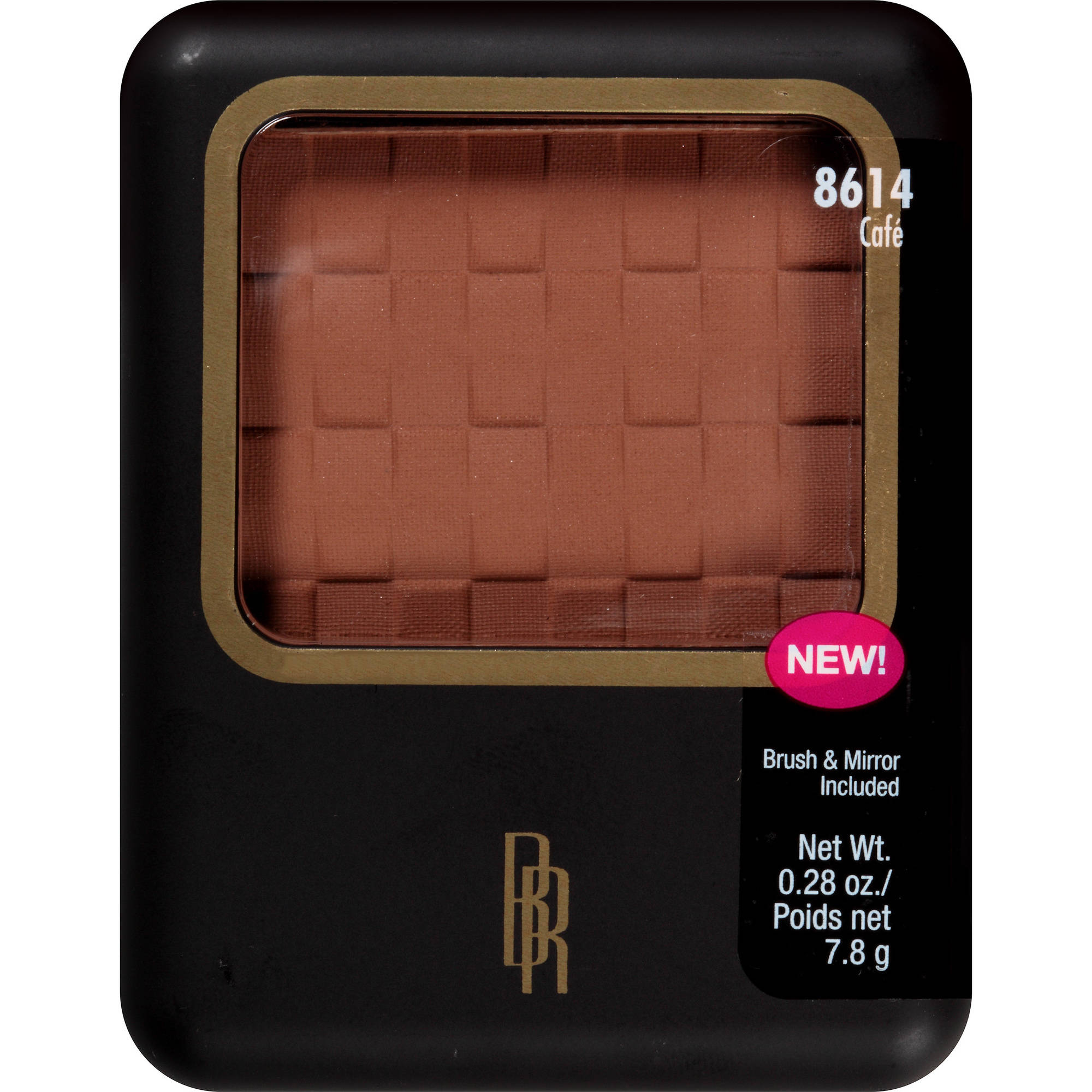 Black Radiance Pressed Facial Powder, Cafe, 0.28 oz