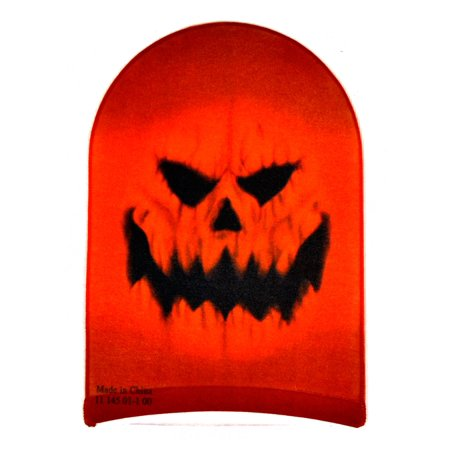 Pumpkin Stocking Mask