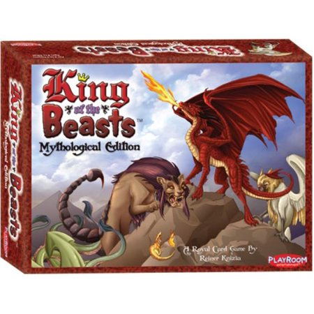 King of the Beasts - Mythological Edition Great Condition Belle Beast Games