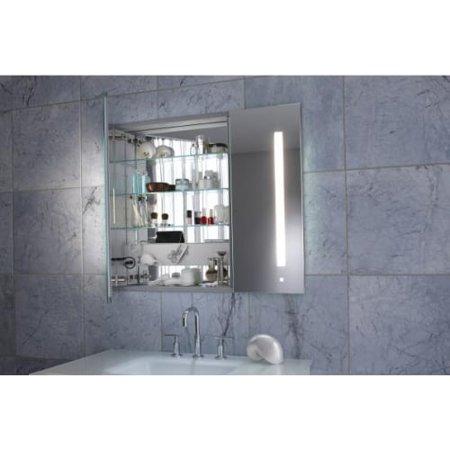 Robern Ac3630d4p2l Aio 36 X 30 X 4 Double Door Medicine Cabinet