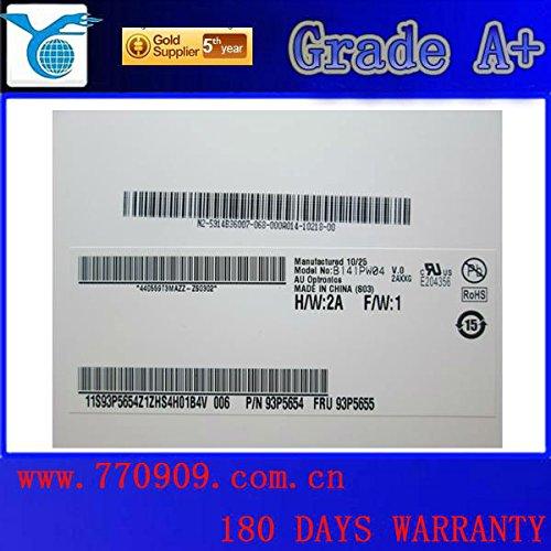 IBM 93P5654 IBM LENOVO 14.1 LCD SCREEN PN 93P5654 FRU 93P5655 for IBM T410 T410i 180 days warranty