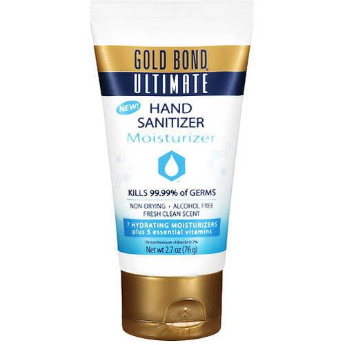 Gold Bond Ultimate Hand Sanitizer Moisturizer - 2.7 oz