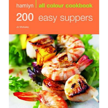 Hamlyn All Colour Cookery: 200 Easy Suppers - - Easy Halloween Supper Ideas