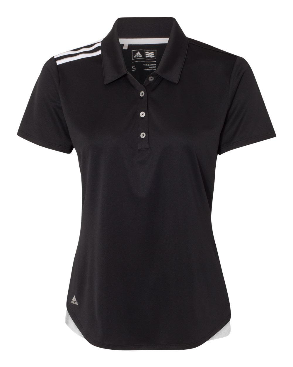 a5370586cca6d Adidas a women stripes polo shirt black white grey jpg 450x450 Black and white  womens striped