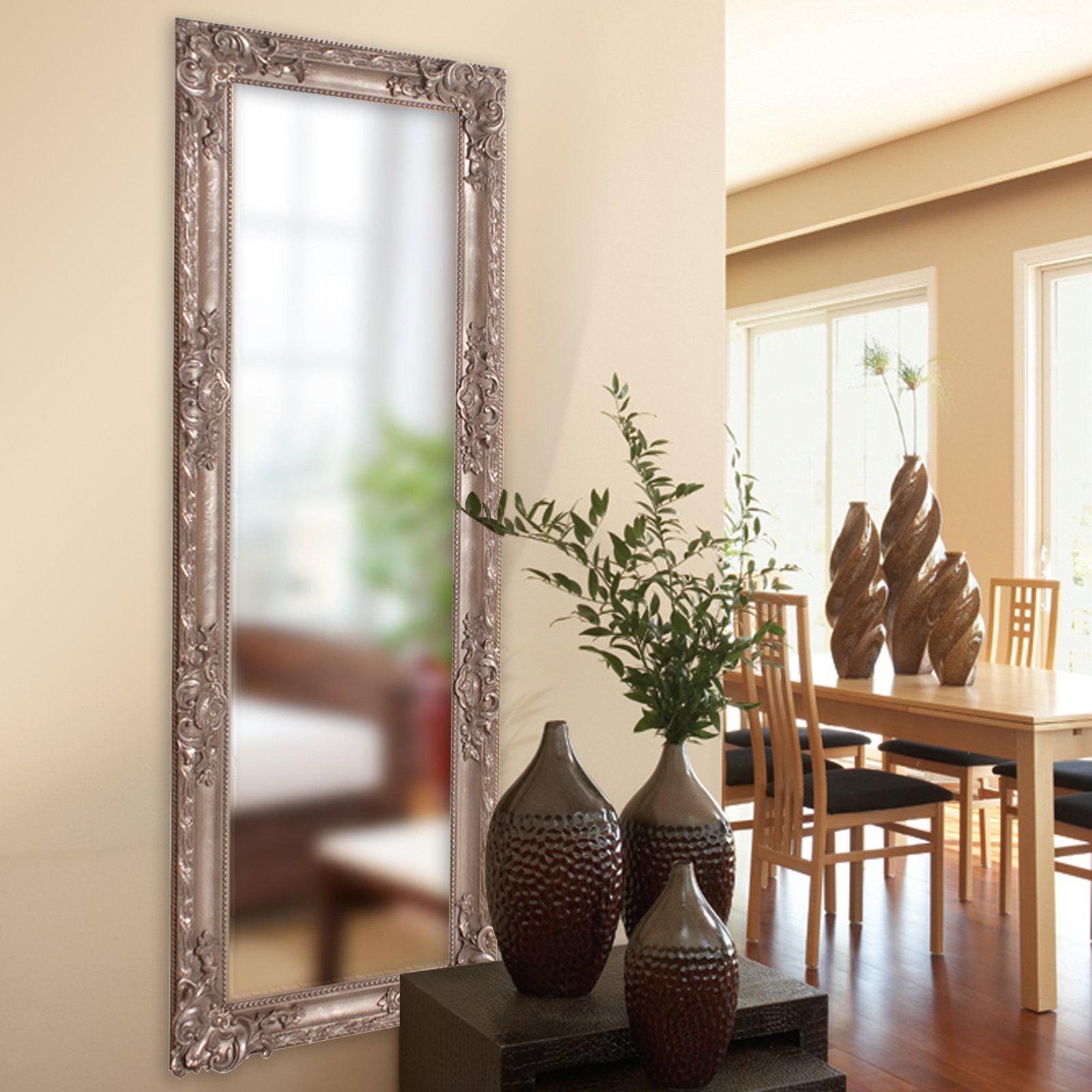 Elizabeth Austin Carlos Full Length Wall Mirror 23w X 62h In