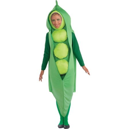 Green Pea Costume (Morris Costumes Adult Pea Pod Costume Green One Size, Style)