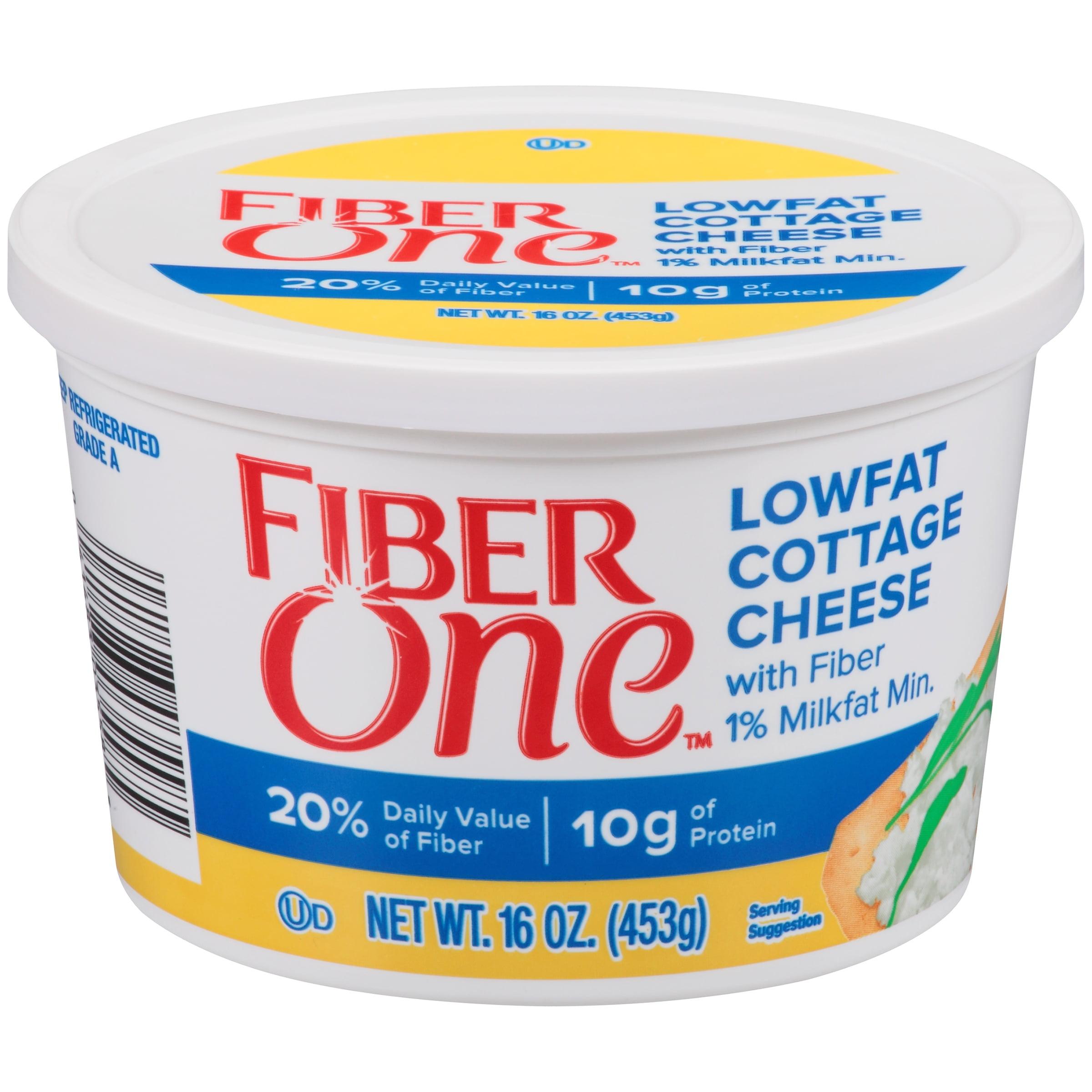 Fiber One™ Lowfat Cottage Cheese with Fiber 16 oz. Tub