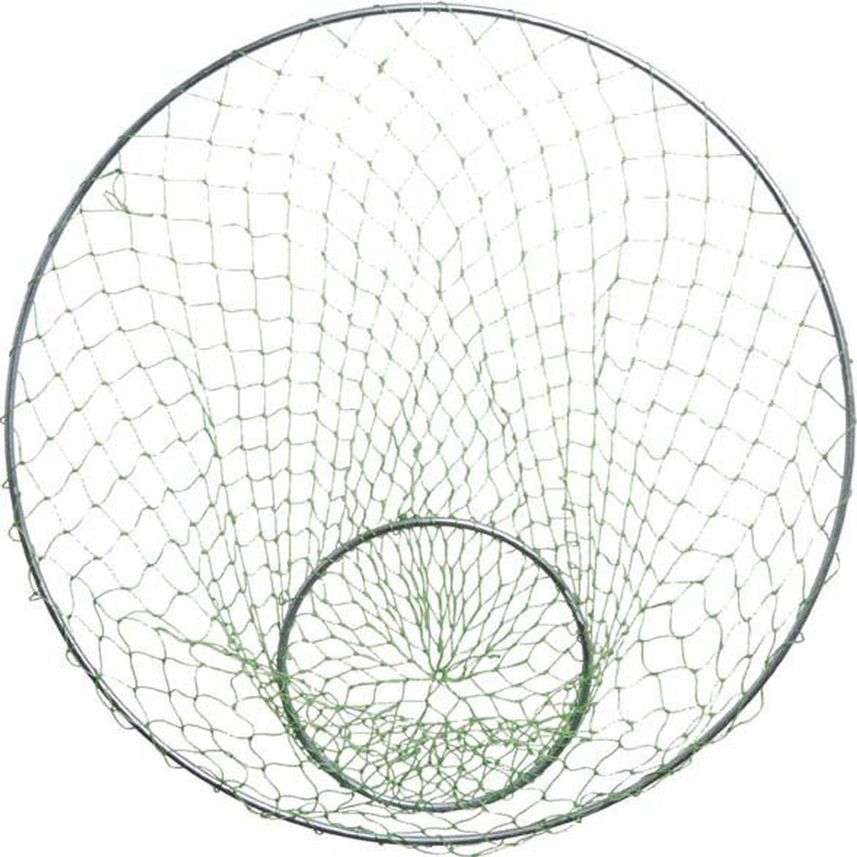 """Deluxe Crab Net 32X12"""", Accomodates Large Crabs By South ..."""