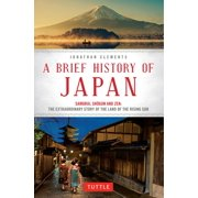 A Brief History of Japan - eBook