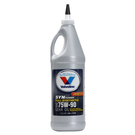 Valvoline™ SynPower Full Synthetic SAE 75W-90 Gear Oil - 1