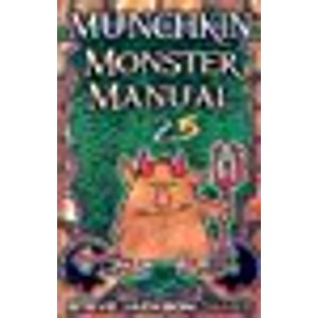 Munchkin Monster Manual 2.5 - Walmart.com