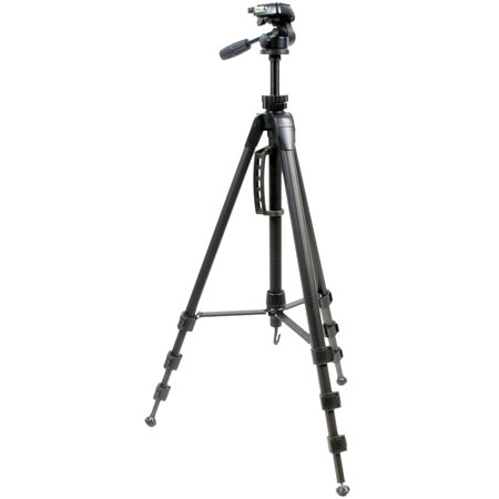 ProMaster 7450 Speedi-Lift Tripod 4-Section Tripod with 3