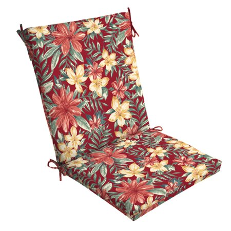 Arden Selections Ruby Clarissa Tropical 44 x 20 in. Outdoor Chair Cushion ()