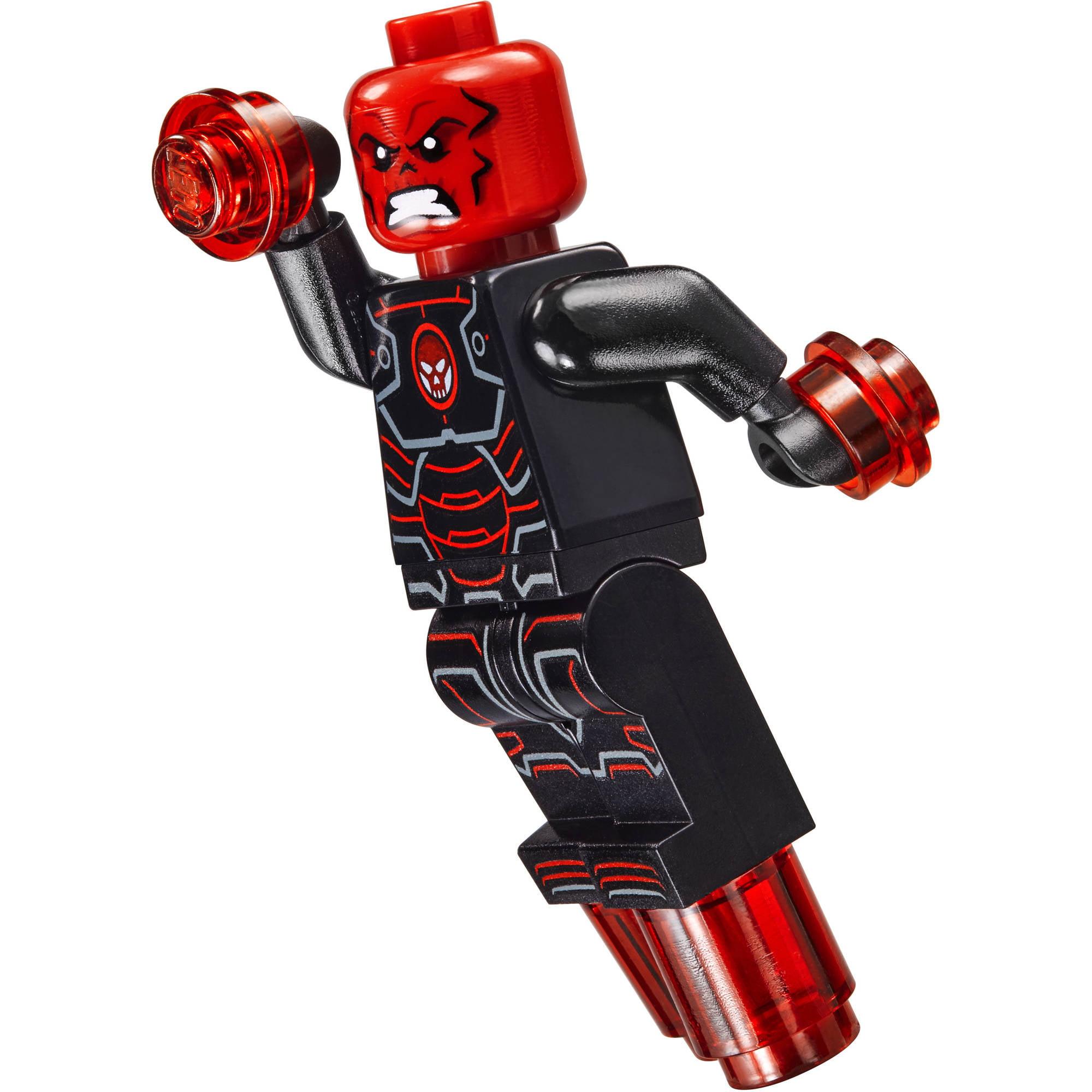 LEGO Bau- & Konstruktionsspielzeug Baukästen & Konstruktion Lego 76048 Super Heroes Iron Skull Sub Attack NEU in OVP