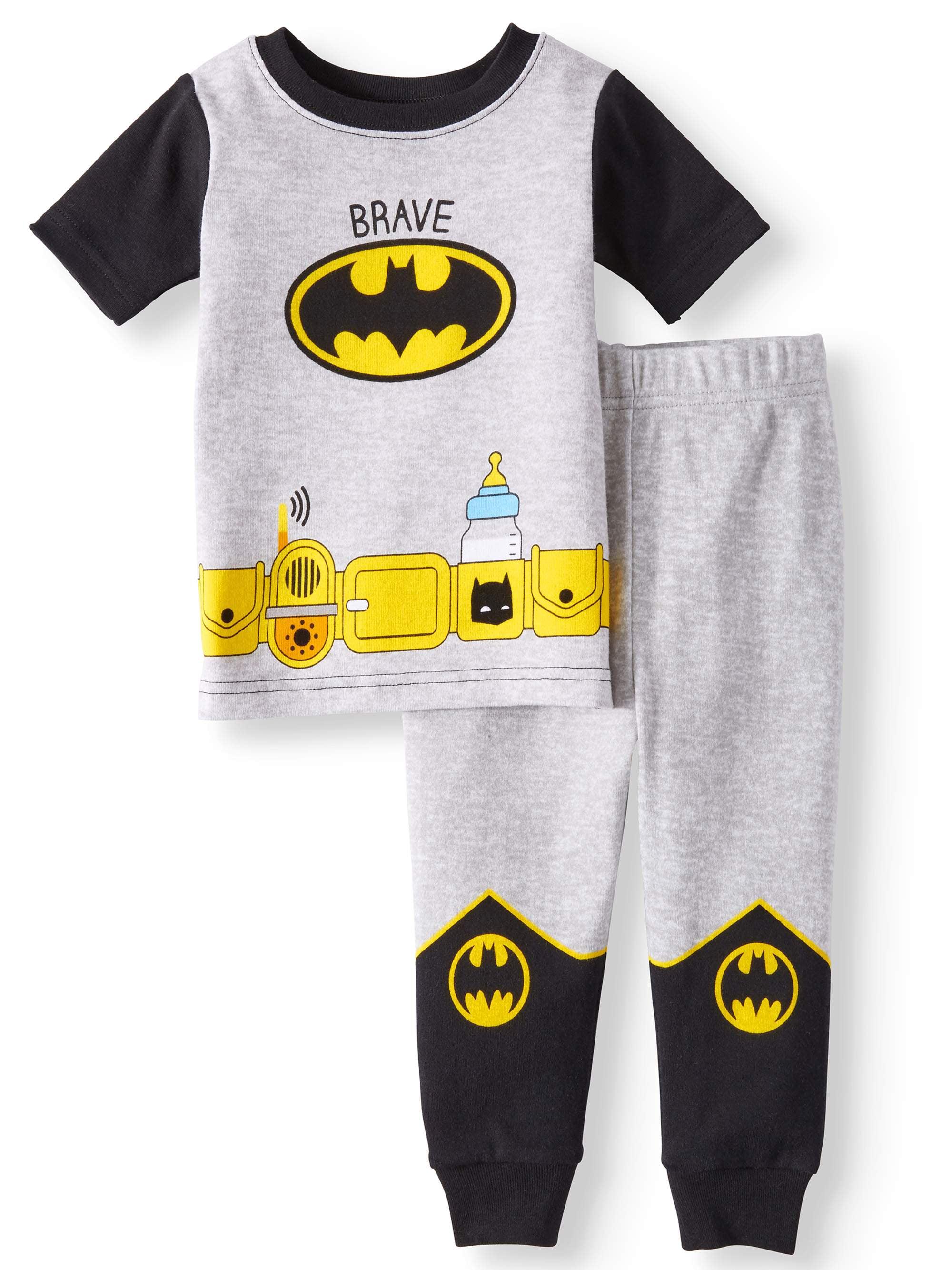Batman Pajamas, 2pc Set (Baby Boys)