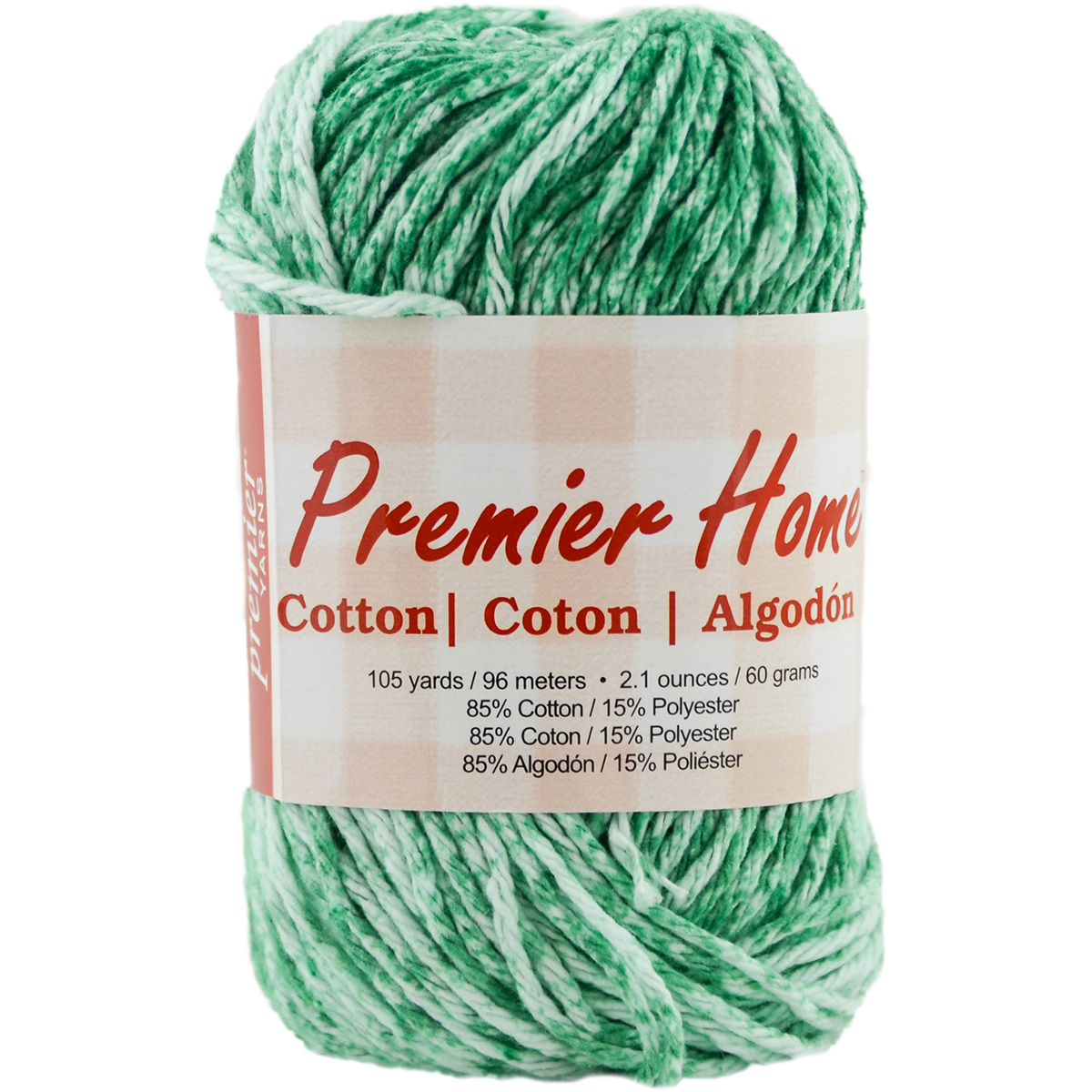 Home Cotton Yarn - Multi-Pickle Splash