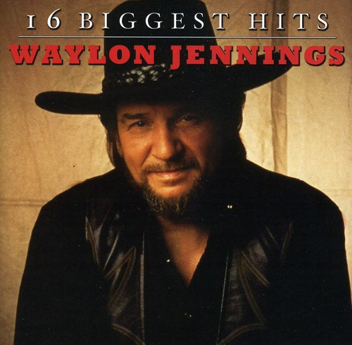Waylon Jennings - 16 Biggest Hits (CD)