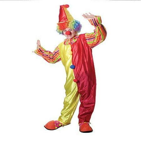 Adult Clown Suit