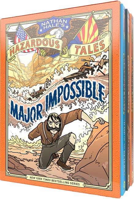 Nathan Hale's Hazardous Tales: Nathan Hale's Hazardous ...