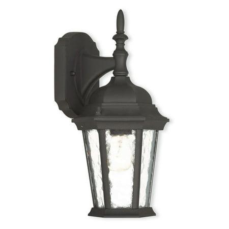 Livex Lighting Hamilton 1 Light Outdoor Wall