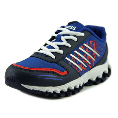K-Swiss X-160 Boy Round Toe Athletic Shoes