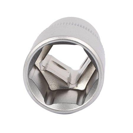 """Entra nement carré 1/2"""""""" 19mm acier chrome-vanadium 6 point écrou vis - image 3 de 4"""