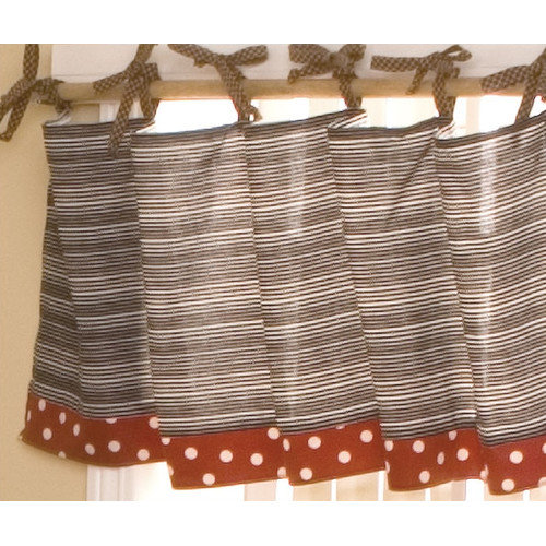 Cotton Tale Pirates Cove Straight 57'' Curtain Valance