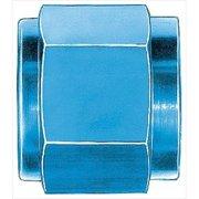 AEROQUIP FCM3555 Blue Anodized -04An Tube Nuts