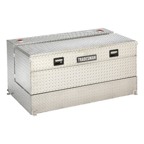 Tradesman 80 Gallon Aluminum L-Shaped Box Combo Tank