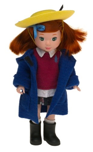 """Learning Curve 2003 Madeline 8"""" Poseable Doll Bonus Outfit by"""