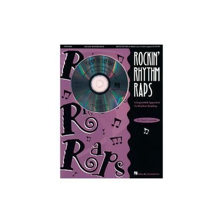 Hal Leonard Rockin Rhythm Raps   A Sequential Approach To Rhythm Reading  Resource  Composed By Cheryl Lavender