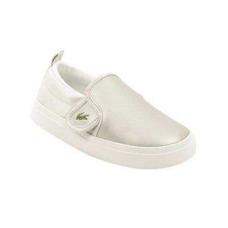 Lacoste Infant Gazon 218 1 Sneaker Lacoste Infant Shoes
