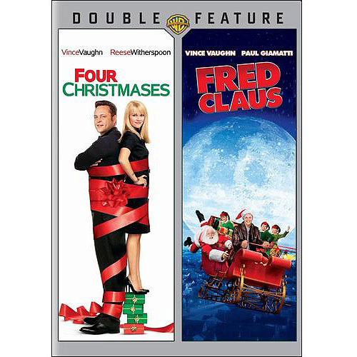 Fred Claus / Four Christmases (Widescreen)