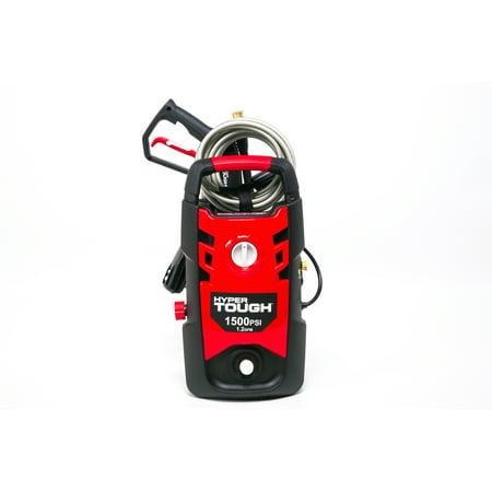 Hyper Tough 1500 Psi Electric Pressure Washer