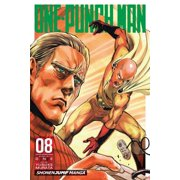 One-Punch Man, Volume 8 (Paperback)