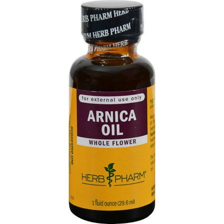 Herb Pharm Arnica Olive Oil Extract - 1 fl oz (Adaptogenic Herbs)