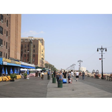 Brighton Party City (Brighton Beach Boardwalk, Little Russia, Brooklyn, New York City Print Wall Art By Wendy)
