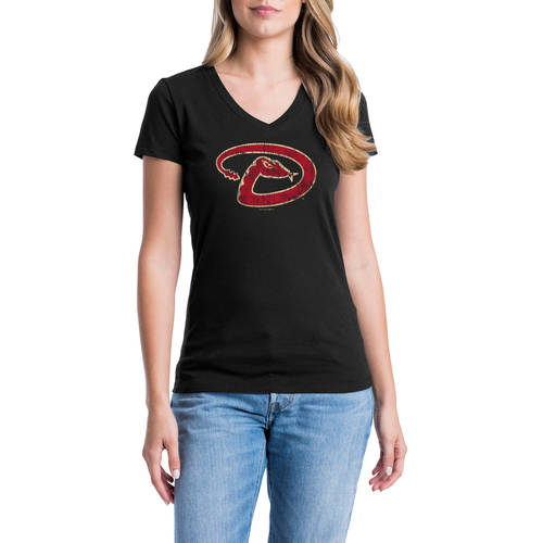 Arizona Diamondbacks Womens Short Sleeve Graphic Tee