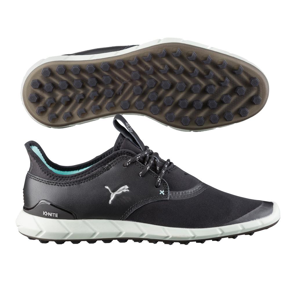 Puma 2017 Ignite Spikeless Sport Women's Golf Shoes (Black)